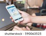 bangkok  thailand   february 06 ... | Shutterstock . vector #590063525