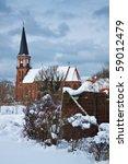 Church In Wustrow.