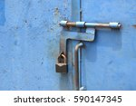 The Door With Padlock