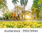 bangkok  thailand   feb 21 ...   Shutterstock . vector #590176964