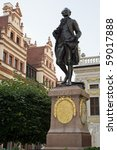Statue Of The Young Johann...