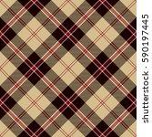 tartan seamless pattern... | Shutterstock .eps vector #590197445