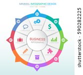 infographics  business concept...