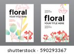 template corporate cover swiss... | Shutterstock .eps vector #590293367