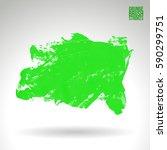 brush stroke and texture....   Shutterstock .eps vector #590299751