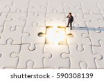 business solutions  success and ... | Shutterstock . vector #590308139
