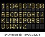 led board   Shutterstock .eps vector #590325275