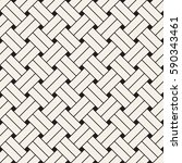 vector seamless pattern. modern ... | Shutterstock .eps vector #590343461
