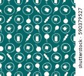 seamless texture of festive...   Shutterstock .eps vector #590379527
