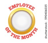 employee of the month | Shutterstock .eps vector #590406035