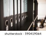 many files folder store in the... | Shutterstock . vector #590419064