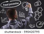 technology  internet  business... | Shutterstock . vector #590420795
