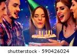 Happy Friends Birthday Party...