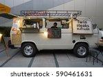 bangkok  thailand   febraury 14 ...   Shutterstock . vector #590461631