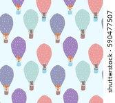 cartoon children illustration   ... | Shutterstock .eps vector #590477507
