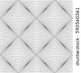 optical illusion structure.... | Shutterstock .eps vector #590560361