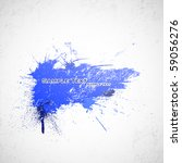 grunge background. vector. | Shutterstock .eps vector #59056276
