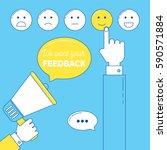 Feedback Emoticon Scale. We...