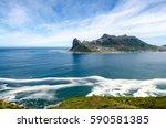 View Across The Atlantic Ocean...