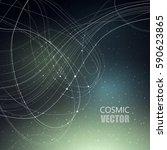 vector illustration on the... | Shutterstock .eps vector #590623865