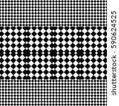 vector seamless pattern.... | Shutterstock .eps vector #590624525