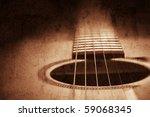 Grunge Textured Guitar...