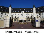 Chateau Style Hotel