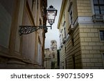 palermo  sicily   italy | Shutterstock . vector #590715095