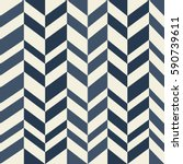 geometric vector pattern in... | Shutterstock .eps vector #590739611