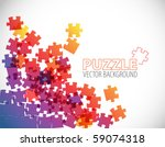 abstract background made from... | Shutterstock .eps vector #59074318