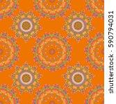 Multicolored Seamless Pattern...