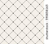 vector seamless pattern. modern ... | Shutterstock .eps vector #590858165