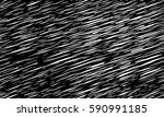 strokes black and white pattern ...   Shutterstock .eps vector #590991185