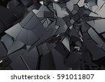 abstract 3d rendering of...   Shutterstock . vector #591011807