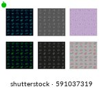wallpaper  background  patterns ... | Shutterstock .eps vector #591037319