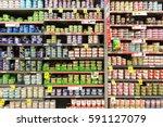 auckland  new zealand  ...   Shutterstock . vector #591127079