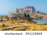 The Jaswant Thada Memorial Wit...