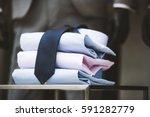 men shirts | Shutterstock . vector #591282779
