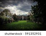 dumbarton oaks | Shutterstock . vector #591352931