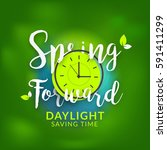 Daylight Saving Time Concept...