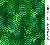 green geometric simple vector... | Shutterstock .eps vector #591456851
