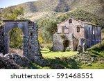 Old Perithia  Corfu's Oldest...