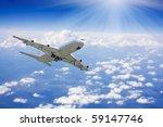 aircraft   Shutterstock . vector #59147746