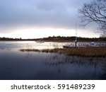 Boats On The Shannon River In...