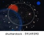 astrology  signs on the zodiac... | Shutterstock . vector #59149390