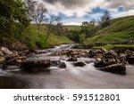 water falling towards thornton...   Shutterstock . vector #591512801