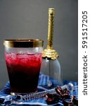 Small photo of Roselle juice and Roselle dried.