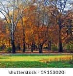 autumn at the park   Shutterstock . vector #59153020