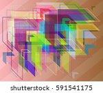 direction vector template   Shutterstock .eps vector #591541175