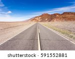 Badwater Road National Park...
